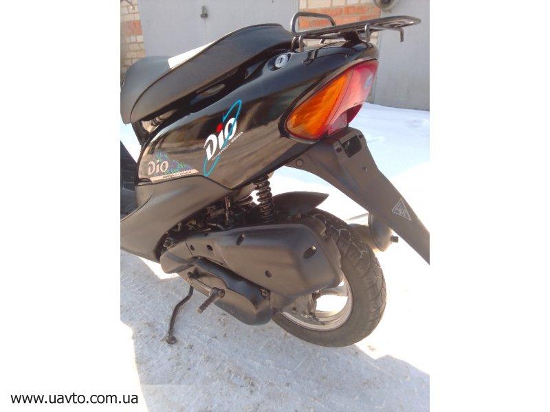 Скутер Honda  dio-34