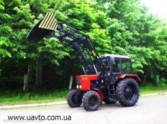 Погрузчик Борекс-2271-01  погрузочное оборудование  с ковшом