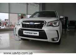 Subaru Forester NS 2.5