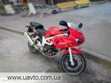 Мотоцикл Suzuki SV400S