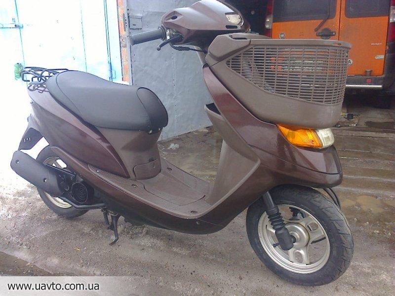 Скутер японские скутера (ремонт)