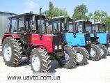 Трактор МТЗ BELARUS- 892.2