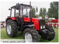 Трактор МТЗ BELARUS-1025.2