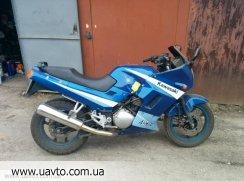 Мотоцикл Kawasaki GPX 250