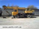 Кран Ивановец 3577