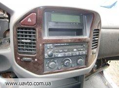 Паджеро Вагон Автомагнитола CD Pajero Wagon