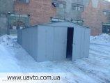 ПРОДАМ Продам Металлический гараж стальной 2,0 мм