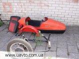 Мотоцикл Коляска для мотоцикла