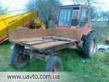 Трактор Т 70С  колёсный
