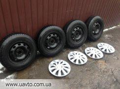 Диски 5,5x14 диски стальные 5 на 100