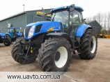 Трактор NEW  HOLLAND T7060
