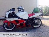 Мотоцикл suzuki gsxr