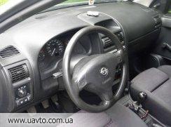 Пластик под руль  Opel Astra G