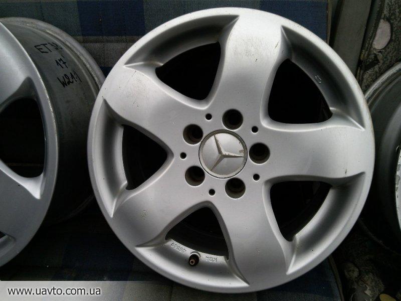 Диски R16 Rondell Mercedes ET 35 5Х112