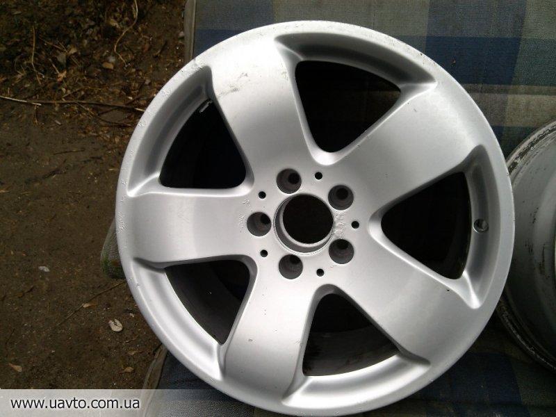 Диски R17 Rondell Mercedes ET 38