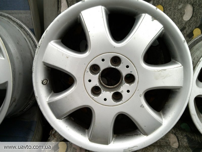 Диски R17 Rondell Mercedes ET 37