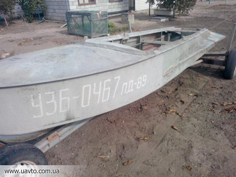 Лодка ЧСЗ Южанка