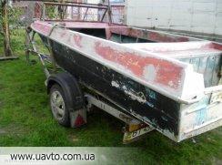 Лодка  Крым 2