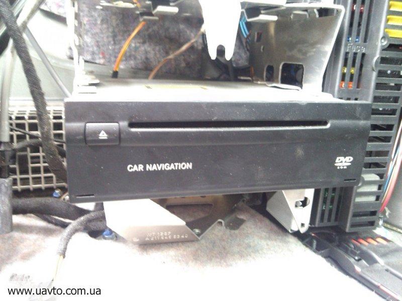 GPS навигатор Asus Mercedes E kl 211