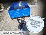 Легковой прицеп новый Днепр-200х130х40 и другие модели прицепов!
