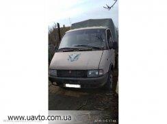 ГАЗ 33021