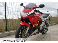 Мотоцикл Honda CBR 600 F3