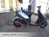 Скутер suzuki zz sepia