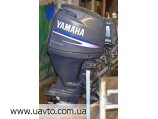 Лодочный двигатель Ямаха-100л.с. 4-х такт.