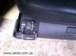 Сиденья передние комплект 4 Matic Mercedes E kl 211