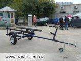 Прицеп Завод прицепов Лев прицеп Лев под ЛПС (лёгкие плавающие средства)