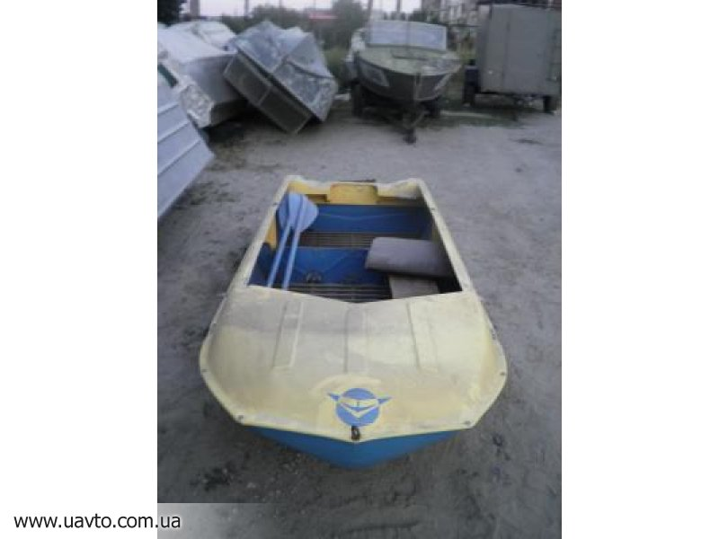 ттх лодки ерш