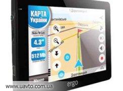 GPS навигатор Ergo 750 5.0\'