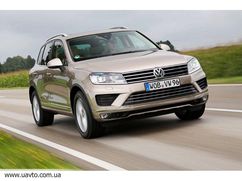 Volkswagen Touareg Life