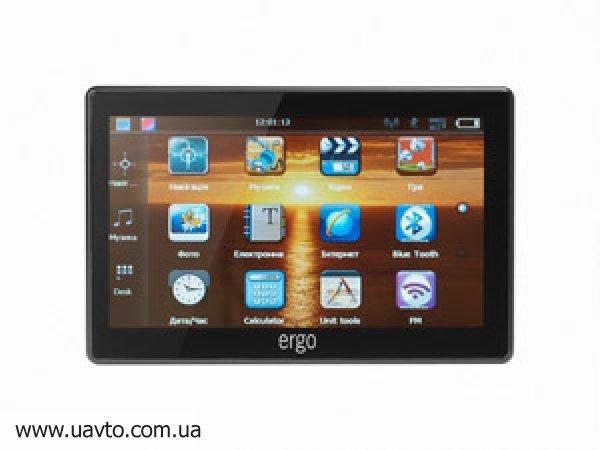 GPS навигатор Ergo 770 7.0\' HD