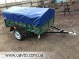 Легковой прицеп Новый прицеп к легковому авто Днепр-170