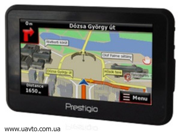 GPS навигатор Prestigio GeoVision 3120