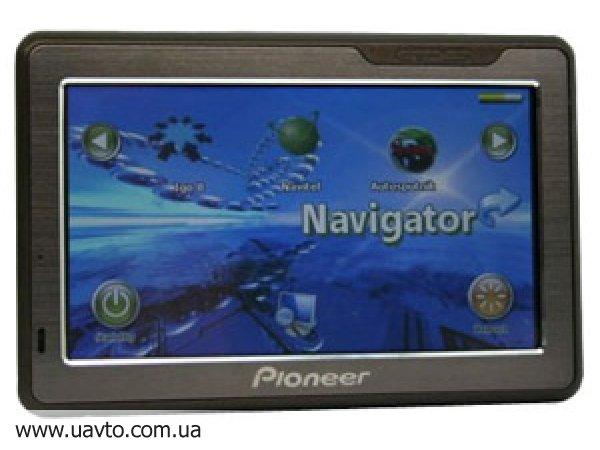 GPS навигатор Pioneer 5803-BT