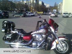 Мотоцикл Kawasaki Vulcan 1600