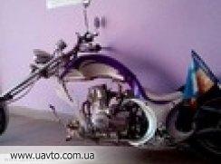 Мотоцикл TDMC 438 Чоппер Cobra