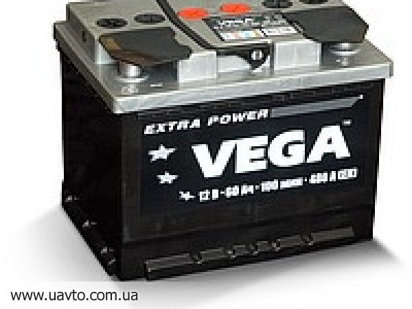 6СТ-60 Vega