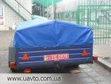 Прицеп Завод прицепов Лев прицеп Лев-300*1.6 одноосный и ещё 45 видов от завода