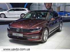 Volkswagen Passat B8 COMFORTLIN
