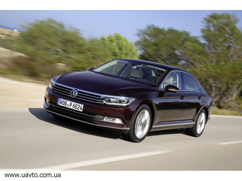 Volkswagen Passat B8 Highline