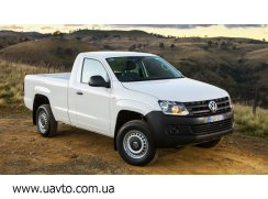 Volkswagen Amarok Basis SinCab
