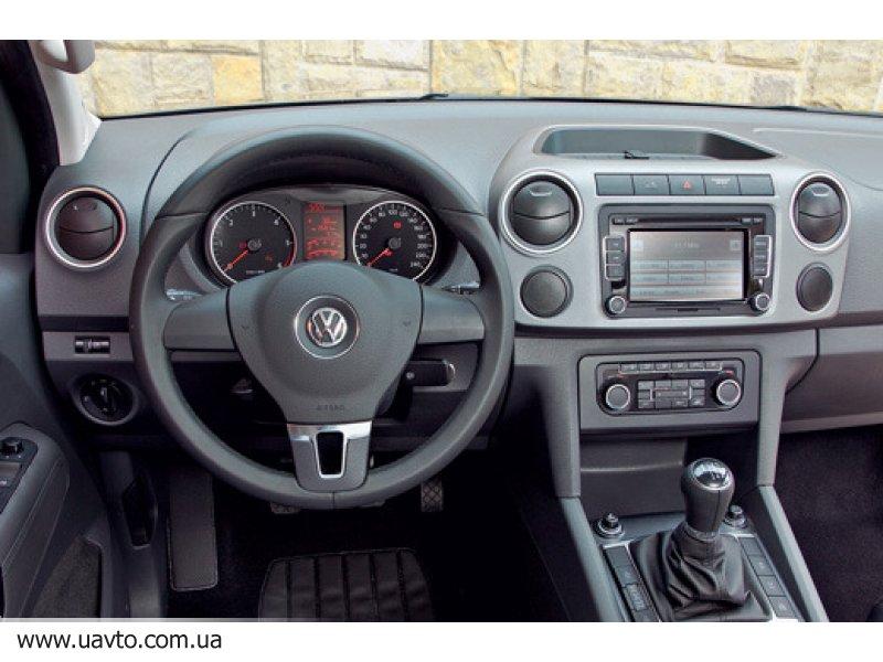 Volkswagen Amarok Basis SinCab