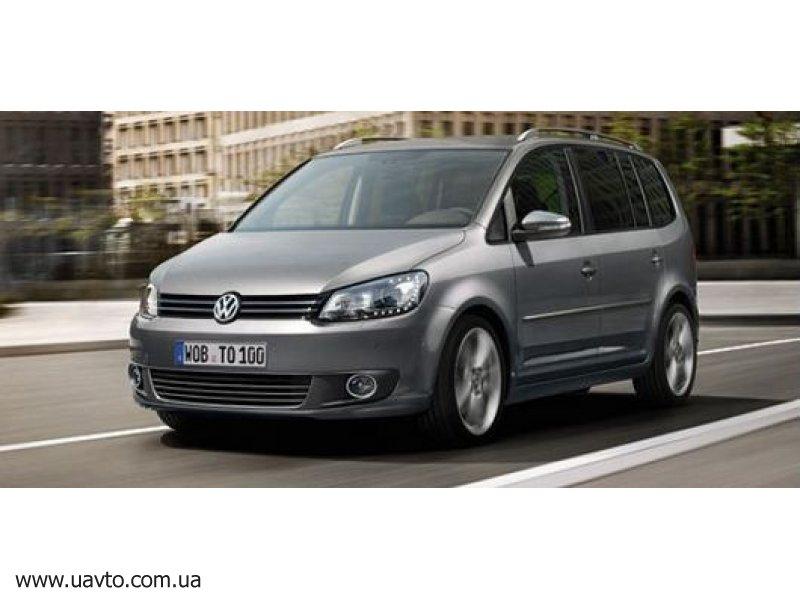 Volkswagen Touran Life
