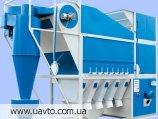 Сепаратор зерна с циклоном САД 150