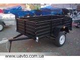 Прицеп Прицеп Днепр-210 Прицепы автомобильные от завода