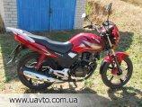 Мотоцикл Geon Пантера 2