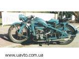 Мотоцикл Цюндапп